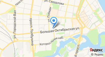 Осборн Рус на карте