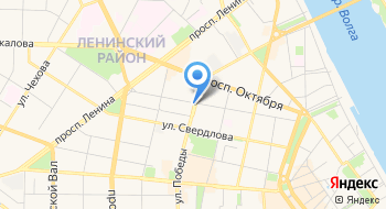Приемная депутата областной думы от КПРФ Кировского района на карте