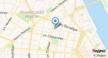 ЯБельё. РФ на карте