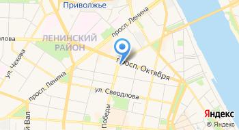 Белоршоп на карте