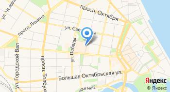 Ярославская городская электросеть на карте
