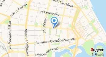Уютный Дом Ярославль на карте