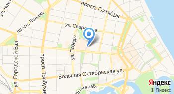 Первый Визовый центр на карте