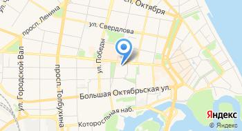 Альфа-Банк. Кредитно-кассовый офис Ярославна на карте