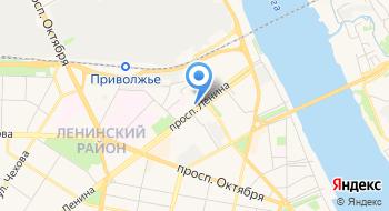 Федорова Н.С. ИП на карте