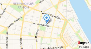 Местная религиозная организация Евангелическо-Лютеранская община города Ярославля на карте