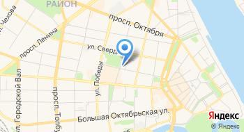 Ярославская городская еврейская национально-культурная автономия на карте