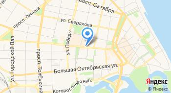 УраГагарин на карте