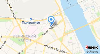 Телеканал Первый Ярославский на карте