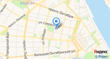 Геолог-Ярославль на карте