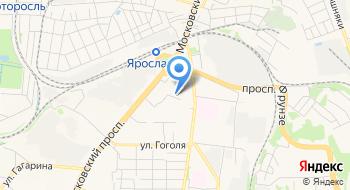 Сельхозпредприятие Юрьевское, офис на карте