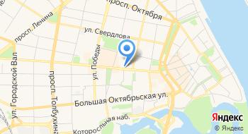 Агентство недвижимости Квадрат на карте
