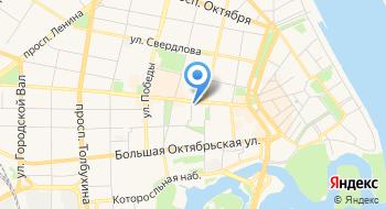 Ярославский Государственный Театр Кукол на карте