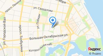 Ярославский Государственный театр Юного Зрителя Имени В. С. Розова на карте