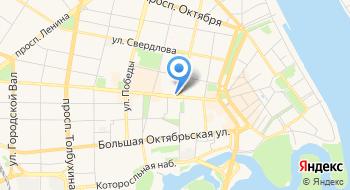 Городское кафе Япончик на карте