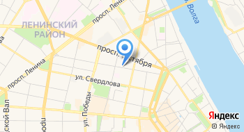 ФГУП Охрана МВД России по Ярославской области, филиал на карте