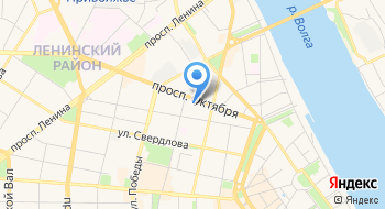 Управление Федеральной Службы Судебных Приставов по Ярославской области на карте