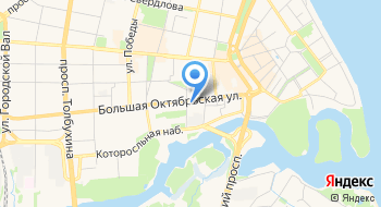 Центр восстановительного лечения на карте