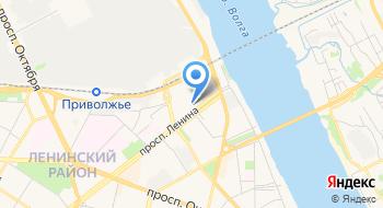 Кристалл Клаб на карте