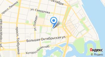 ГК Дома России на карте