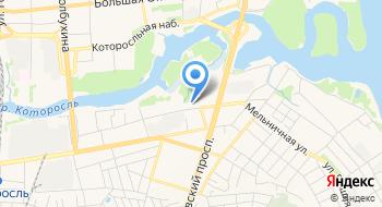 МУП ГПТ Яргортранс на карте