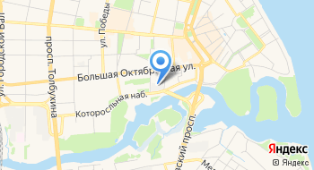 Ярославский прибороремонтный завод на карте