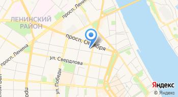 Станция Технического Обслуживания Fox на карте