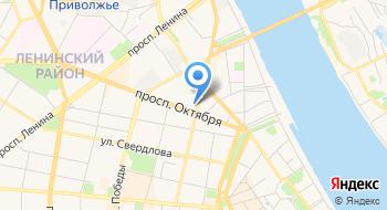 Синор на карте