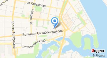 Агентство Дримтур на карте
