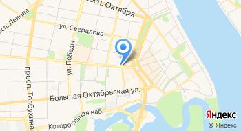 Job на карте