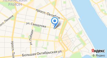 Камерный Театр В. Воронцова на карте