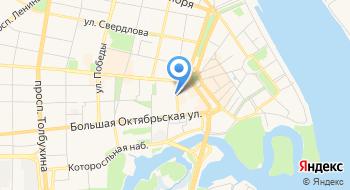 Управление по вопросам миграции МВД России по Ярославской области на карте