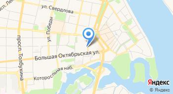 Туристическая компания РиФ на карте