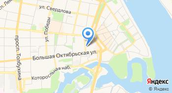 ГБУЗ Ярославской области Областная клиническая туберкулезная больница поликлиника на карте