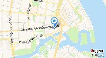 Магазин Газовые баллончики в Ярославле на карте