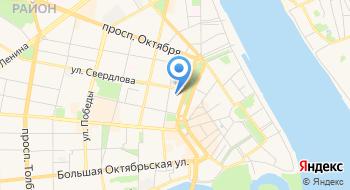 Салон красоты YouG на карте