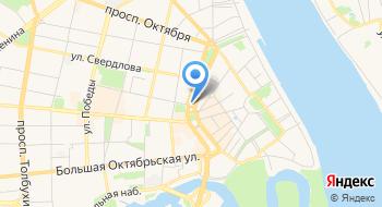 Театр драмы им. Ф. Волкова на карте