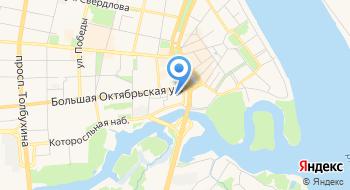Ярземпроект на карте