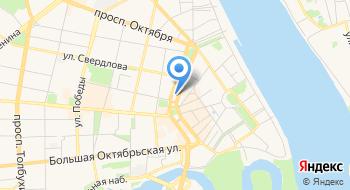 Российский государственный академический театр драмы имени Федора Волкова на карте
