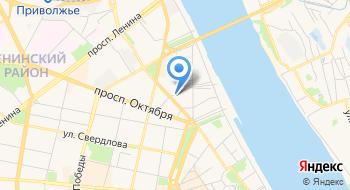 Ярославский областной суд на карте