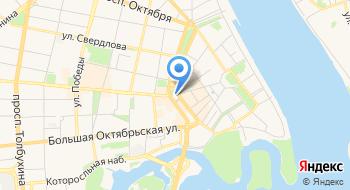 Центр Университетского Телевидения ЯрГУ на карте