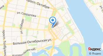 Ярославский Региональный Российский Детский Фонд на карте
