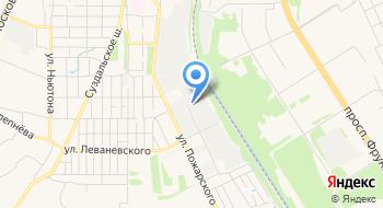Ярославская фармацевтическая фабрика на карте