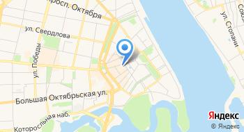 Отдел обеспечения безопасности людей на водных объектах МЧС России по Ярославской области на карте