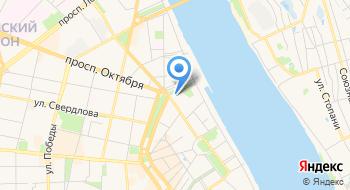 Климатэко офис на карте