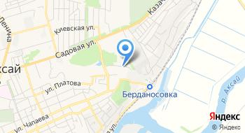 Пейнтбольный клуб Патриот на карте