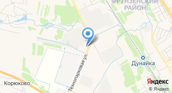 Ярославское Подворье на карте