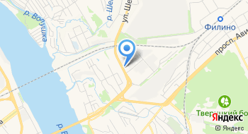 ПСК ХимПромПроект на карте