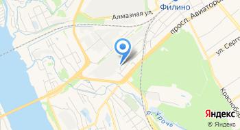 Ярославский ВРЗ Ремпутьмаш на карте