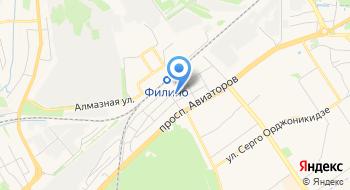 Теплавоз на карте